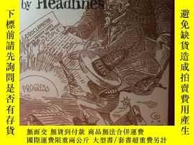 二手書博民逛書店英文原版:Pancho罕見villa's revolution by headlinesY367822 Mar