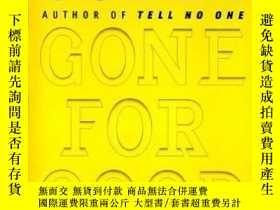 二手書博民逛書店Gone罕見For GoodY256260 Harlan Coben Dell 出版2003