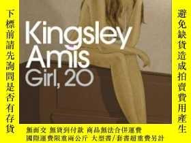 二手書博民逛書店Girl,罕見20-女孩,20歲Y436638 Kingsley Amis Penguin Books, 20