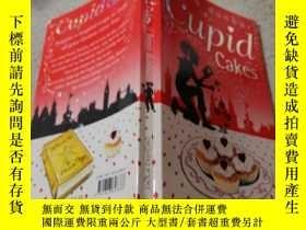二手書博民逛書店Cupid罕見cakes:丘比特 糕Y200392