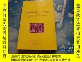 二手書博民逛書店juvenile罕見justice youth and crim