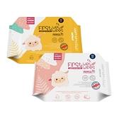 【買3送1贈品】韓國 K-MOM 自然純淨嬰幼兒濕紙巾(30抽)【小三美日】圖案隨機出貨