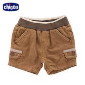 chicco-探險家-短褲-卡其