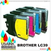 USAINK~Brother  LC39 藍色相容墨水匣 MFC-J410/MFC-J415/MFC-J415W/J415/J410/J415W LC-39