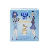 Anna sui 安娜蘇 童話獨角獸香頌隨身瓶禮盒(15mlx2)【小三美日】