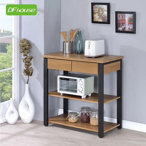 《DFhouse》英式工業風- 雙抽多功能櫃 - 角落櫃 餐櫃 收納櫃 電視櫃 書櫃 餐桌椅 商業空間設計