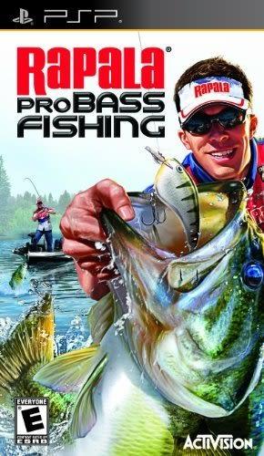 PSP Rapala Pro Bass Fishing 2010 芮波拉專業鱸釣 2010(美版代購)