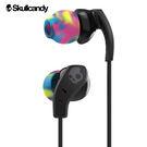《Skullcandy》Method美色 運動系列 耳塞式耳機-黑彩虹