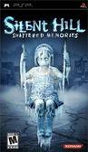 PSP Silent Hill: Shattered Memories 沉默之丘:破碎的記憶(美版代購)