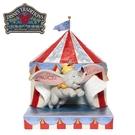 【正版授權】Enesco 小飛象馬戲團 塑像 公仔 精品雕塑 Dumbo 迪士尼 Disney - 282388