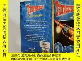 二手書博民逛書店Thunderbirds罕見:Sun Probe:雷鳥:太陽探測器Y200392