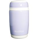 MoliFun 魔力坊 不鏽鋼真空保鮮保溫燜燒食物罐550ml-淡雅紫[衛立兒生活館]