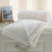 雙層復合小毛毯嬰兒童午睡保暖蓋毯加厚空調被子小毯