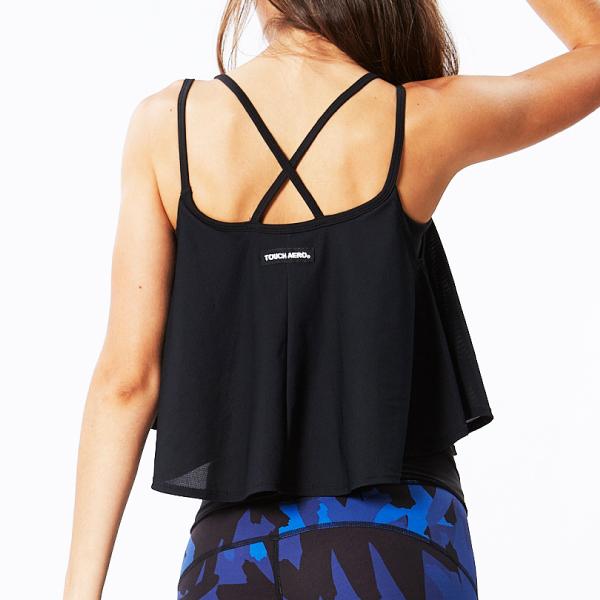 美背短款寬型二合一AN135(商品不含配件)-百貨專櫃品牌 TOUCH AERO 瑜珈服有氧服韻律服