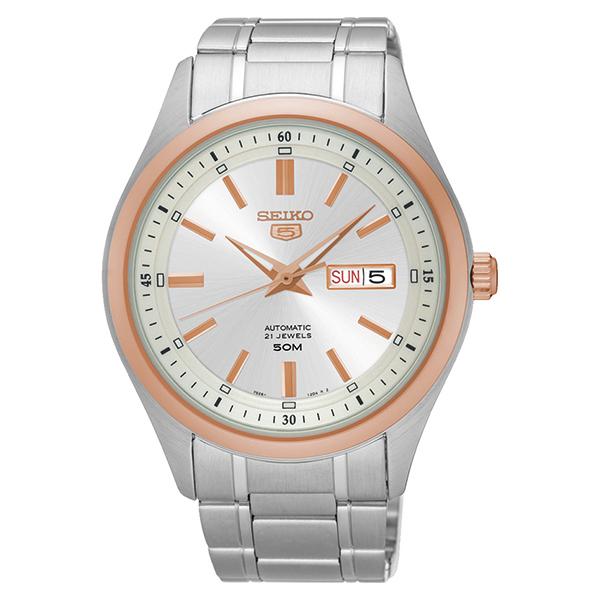 SEIKO 精工 SNKN90J1(7S26-04M0KS) 5號 男錶 機械錶