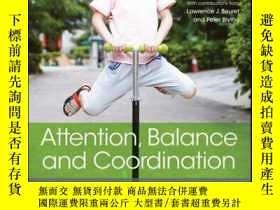 二手書博民逛書店Attention,罕見Balance and Coordination: The A.B.C. of Learn