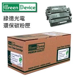 Green Device 綠德光電 HP  CP3525BL(5K)CE250A環保碳粉匣/支