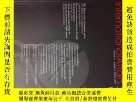 二手書博民逛書店International罕見Affairs (journal)2018 03国际事务国际关系原版Y14610