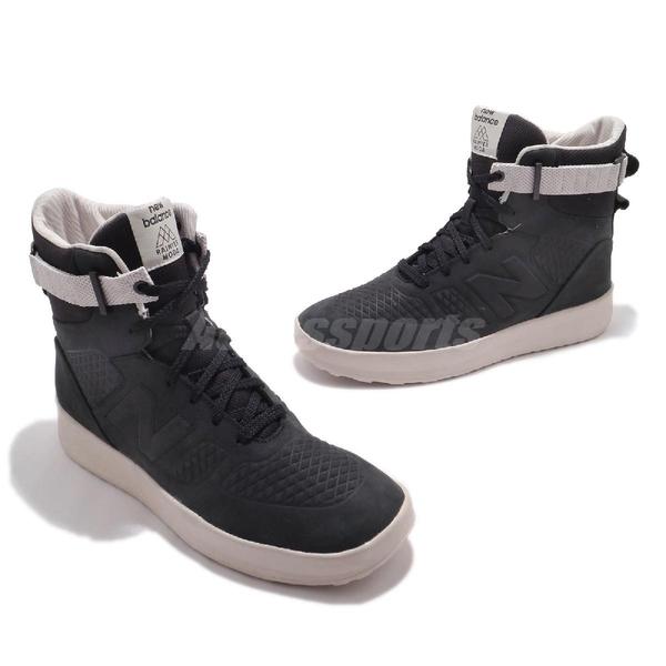 New Balance 休閒鞋 Rainier Moda 黑 城市戶外 高筒 男鞋 NB【ACS】 HLRNALSCD