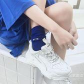 中筒襪 襪子女正韓秋季中筒襪潮正韓學院風薄款長襪子堆堆襪【週年慶免運八折】