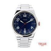 瑞士TRUeE 瑞時寶嘉 TC150134  藍寶石時尚男腕錶 (45mm)