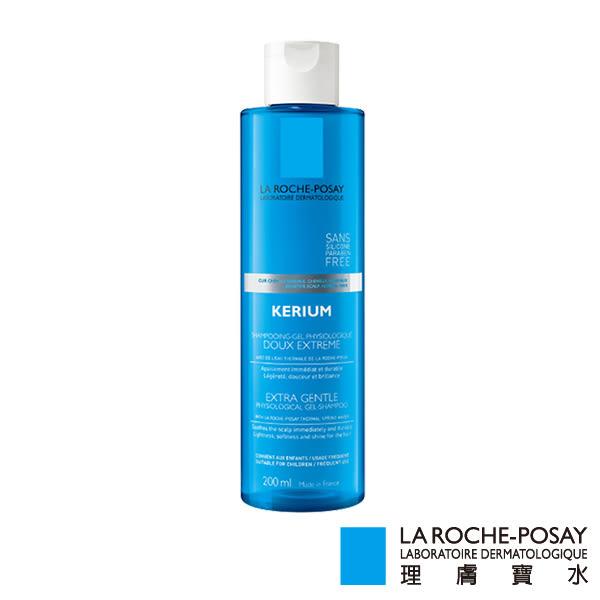 La Roche-Posay理膚寶水 敏感性頭皮溫和洗髮露 200ML【美十樂藥妝保健】