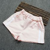 兒童短褲女夏熱褲薄寬鬆中大童短褲
