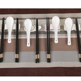 雙十二狂歡 陶瓷筷架多功能兩用筷架骨瓷筷枕勺托筷架酒店金邊筷子架 挪威森林