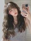 假髮片假髮女長髮自然全頭套式新式髮套網紅長卷髮泡面玉米燙羊毛卷假髮 風馳