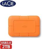 LaCie Rugged SSD 2TB (STHR2000800)