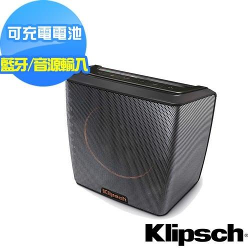 福利品出清【美國Klipsch】便攜式藍牙喇叭 Groove  保固一年