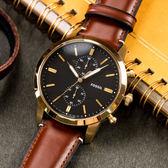 FOSSIL 自信風範時尚質感腕錶 FS5338 熱賣中!