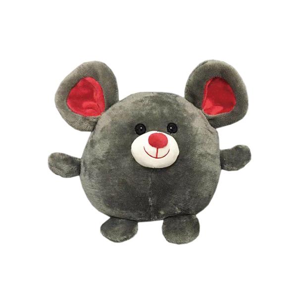 獨家品牌animal alley 8吋圓圓鼠絨毛
