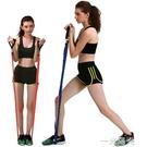 彈力繩 健身拉力繩男力量訓練阻力帶健身器材家用女彈力帶拉力器 一米陽光