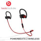 【台中平價鋪】潮牌首選 beats Powerbeats2 Wireless藍牙無線運動耳機 (黑) 先創公司貨 一年保固