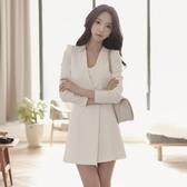 2019秋季新款時尚氣質職業女裝性感OL正裝連身裙修身顯瘦夜場女裝