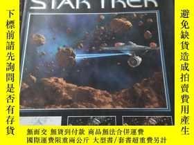 二手書博民逛書店THE罕見ART OF STAR TREK(英文原版Y18501