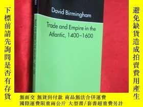 二手書博民逛書店Trade罕見and Empire in the Atlanti