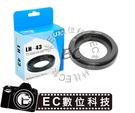 【EC數位】JJC CANON EW-43 遮光罩EF-M 22mm F2.0 STM相容原廠Canon遮光罩EW43