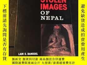 二手書博民逛書店stolen罕見images of Nepal 尼泊爾流失的佛像Y66346 bangdel 出版1989