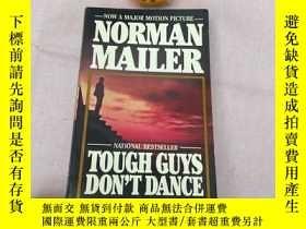 二手書博民逛書店Norman罕見Mailer:tough guys,don t danceY447779 Buxiang Bu