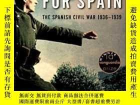 二手書博民逛書店The罕見Battle For Spain-西班牙之戰Y436638 Antony Beevor Pengui