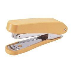 《享亮商城》PS-10E 粉黃色 訂書機 30-477 PLUS