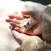 花寄 刺繡diy手工縫制項鍊胸針  自制材料包  生肖創意禮物