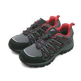 LIKA夢 GOOD YEAR 專業多功能郊山戶外越野鞋 waterproof 闊步者系列 黑灰紅 73520 男