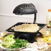 精選小家電-110v伏電烤盤日本加拿大臺灣小家電韓式紅外燒烤爐烤肉機-韓都衣舍