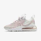 Nike W Air Max 270 React Eng [CK2595-001] 女鞋 運動 慢跑 籃球 穿搭 粉 白