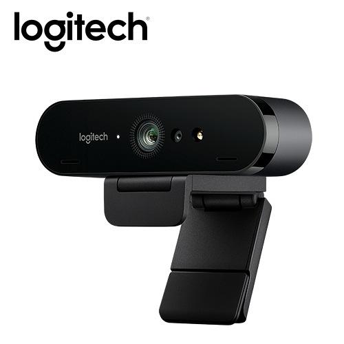 【現貨】羅技 Logitech BRIO 4K HD 網路攝影機 [富廉網]