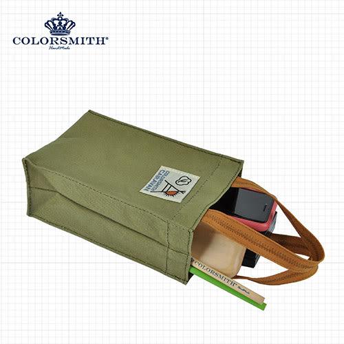 【COLORSMITH】CV.購物袋.CV04-GN