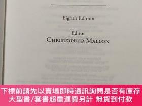 二手書博民逛書店The罕見Restructuring Review (Eighth Edition) 英文原版 重組審核 2015
